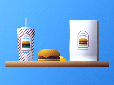 That Hawaiian Joint  pitt or jules tasty fiction pulp food burger kahuna big