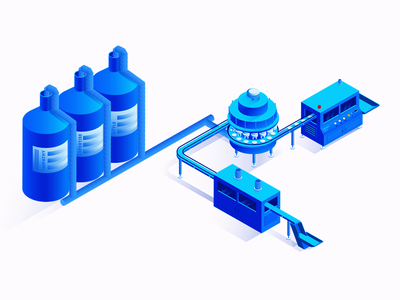 Finding Your Voice as a PM prpl isometric blog manager project iso illustration