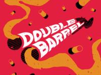 """""""Double Barrel"""" Stout"""