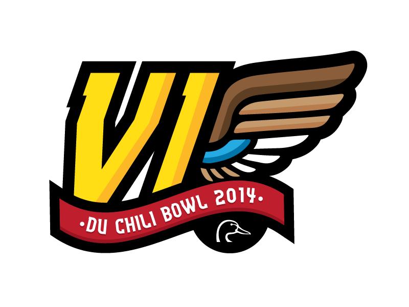 Chili Bowl VI Logo Update ducks ducks unlimited chili wings du