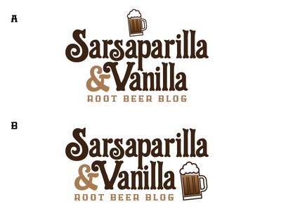Sarsaparilla & Vanilla