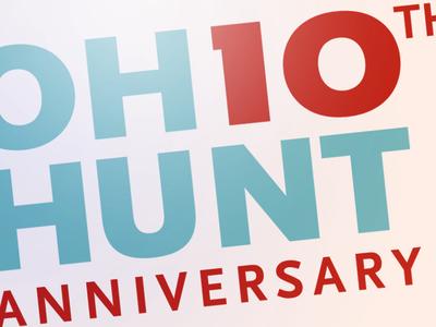 OH10 HUNT 10th Anniversary