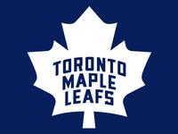 Maple Leafs concept logo v3