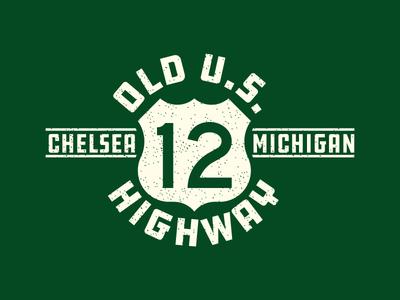 Old US Highway 12