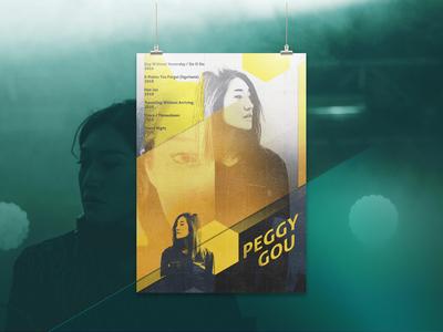 Peggy Gou | poster design