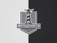 Logo proposal for LIGHTHOUSE SNACKS