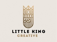 Little King Creative | Logo Design