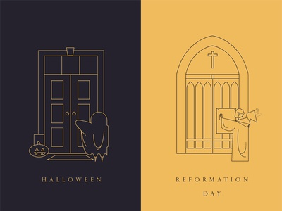 Halloween / Reformation Day