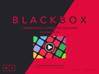 BlackboxPuzzles.com (responds to movement!)