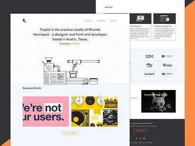 New Portfolio Website web website portfolio