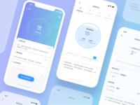 Credit worries App