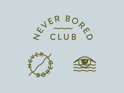 Never Bored Club