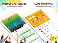 Football Quiz Game UI