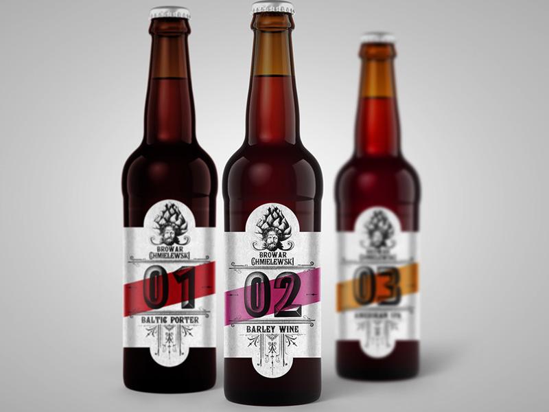 Polish Craft Beer Brand Design By Maciej Morawski Dribbble Dribbble