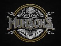 Munson's Brewery logo