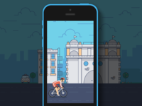 Cycle Safe App