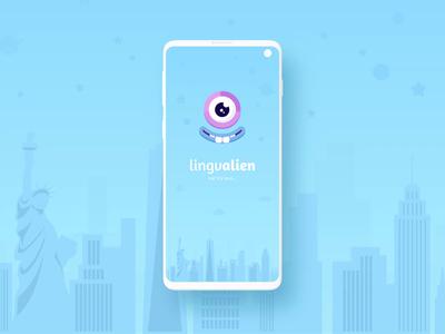 Lingvalien | Android App Design