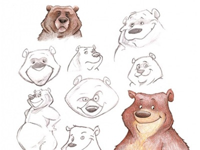 Bearsketches