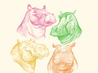 Hippos hungry dribbb