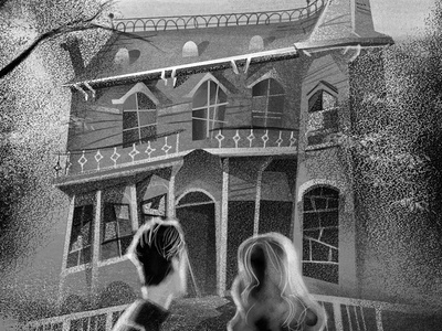 the Granville illustration its a wonderful life granville environment illustration