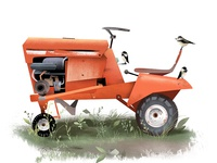 1974 Allis-Chalmers 608
