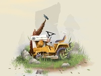 Lost Tractor