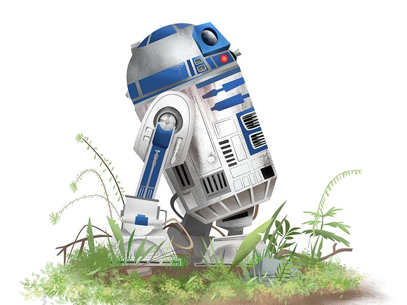 R2D2 r2d2 droids star wars