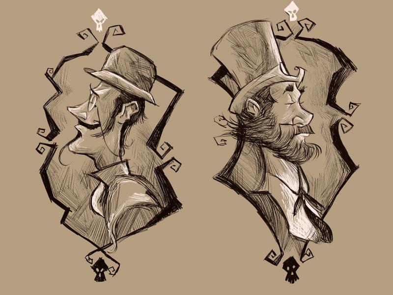 Gentlemenghosts