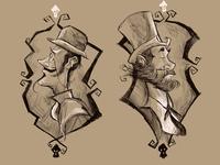 The Gentlemen Ghosts