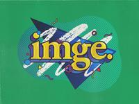 90's Theme Logo