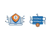 Network Security Icons