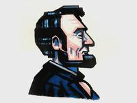 Honest Abe: Inktober #16