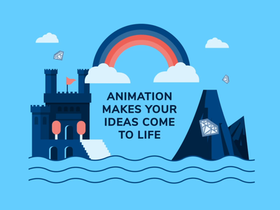 ✨Animation Makes Your Ideas Come to Life✨