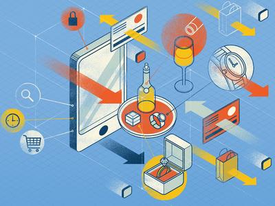 Luxury Enters E-Commerce