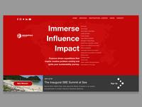 SBE Website Concept 2.2