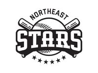NorthEast Stars Logo