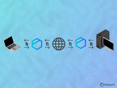 Encryption Factory logo design vector affinity designer affinity playoff tresorit branding isometric encryption