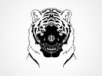 Illustration - All Is Machine - Tiger Part 3