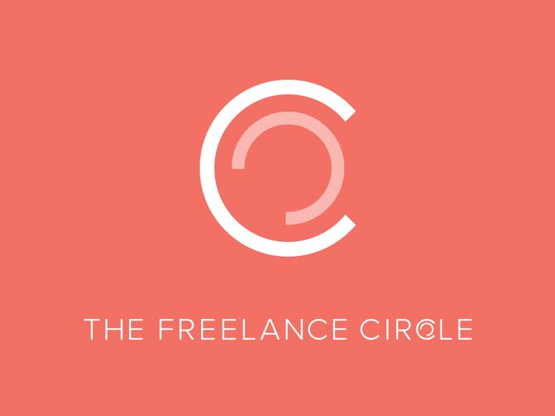The freelance circle   branding