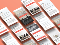 The Freelance Circle - Review Website Design