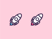 Rocket illustrations