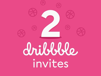 Dribbble Invites Available vector app illustration design dribbble draft dribbble invite invites