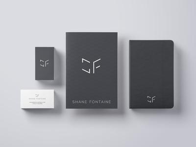Shane Fontaine Branding And Logo Design