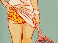 Tenis Is Sexy 2
