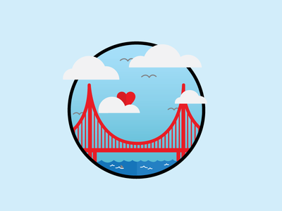 I left my heart in SF