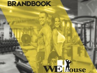 Brand book gym - WeHouse