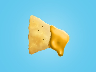 Nacho icon illustration nacho cheese nacho