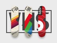 Retro tape decks