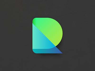 Arr overlay colour brand logo