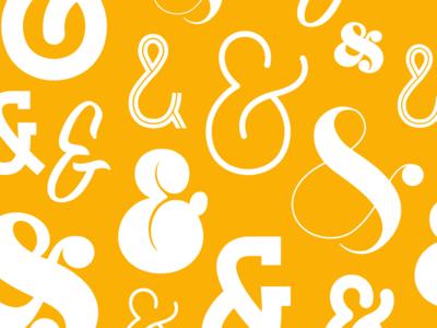 An Abundance of Ampersands